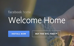 Facebook Home Initially Disappointing; Will Evolve