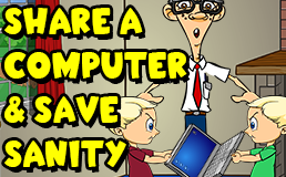 Sharing a Computer: How to Live in Harmony